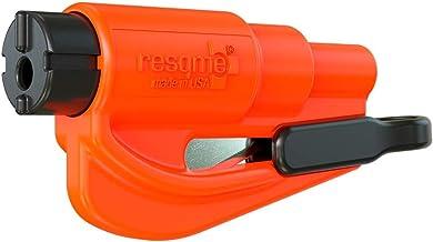 Rojo RESQ ME Me 98730/Herramienta de Zapatillas en Porte-Cles 2-en-1