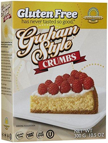 Kinnikinnick Graham Style Crumbs, 10.5 oz