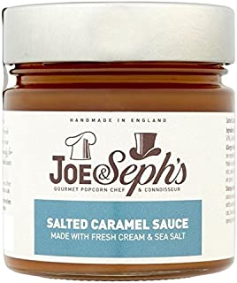 Joe & Seph's Salted Caramel Sauce 230g - Pack of 6