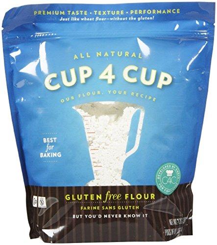 Cup4Cup Gluten Free Flour, 3 Pound -- 6 per case.