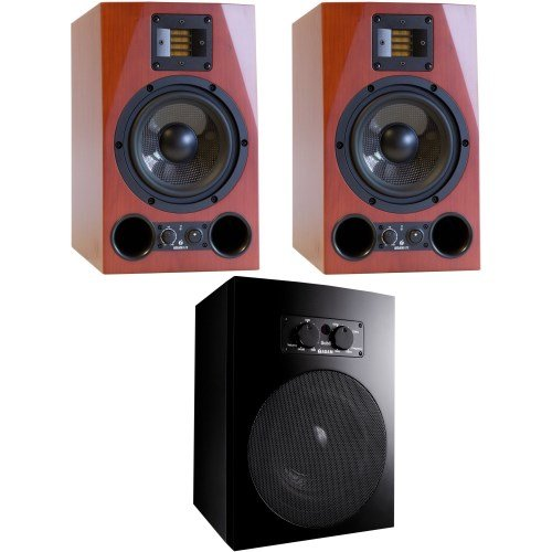 ADAM Audio A7X SE Cherry Sub8 Bundle