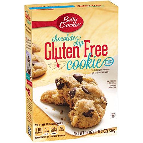 Betty Crocker Walnut Chocolate Chip Cookie Mix