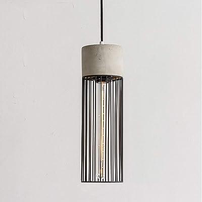 QAZQA Diseño Lámpara colgante TUBO 1 blanca Aluminio ...
