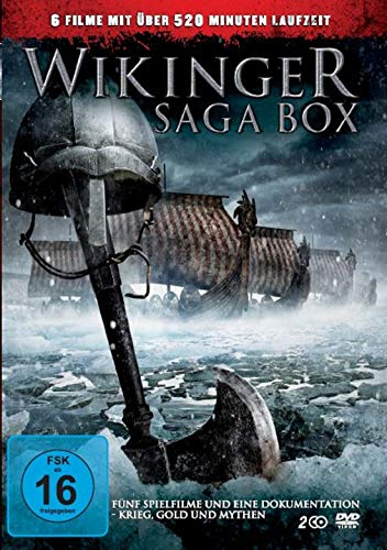 Wikinger Saga Box [2 DVDs]