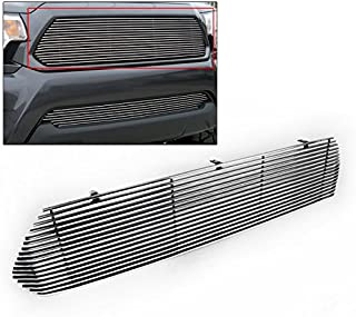 ZMAUTOPARTS Upper Billet Grille Grill Insert For 2012-2014 Toyota Tacoma