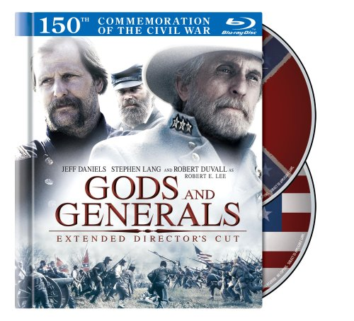 Gods and Generals (Two-Disc Extended Director