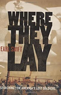 Where They Lay:  Searching for America's Lost Soldiers
