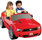 Product Image of the Fisher-Price Mustang