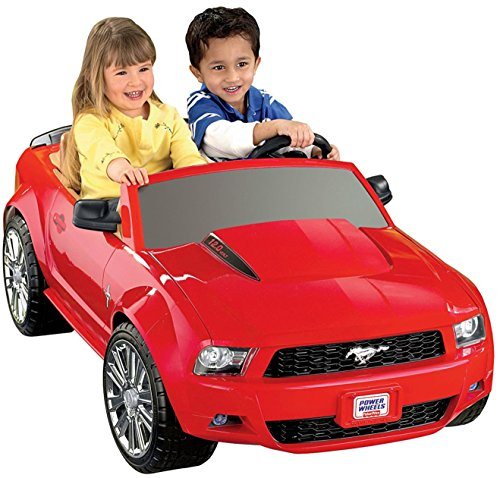 Product Image of the Fisher-Price Power Wheels Ford Mustang