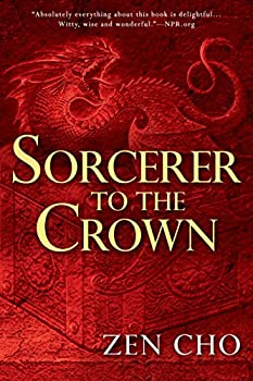 Paperback Sorcerer to the Crown Book