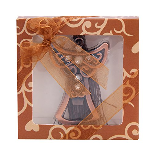 Vipeco Angel Bottle Opener Wedding Decor Favors Gifts Souvenirs for Guests