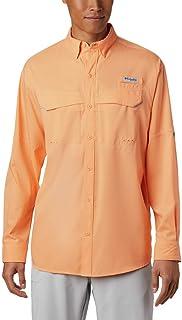 Columbia Camisa de Manga Larga para Hombre Low Drag Offshore
