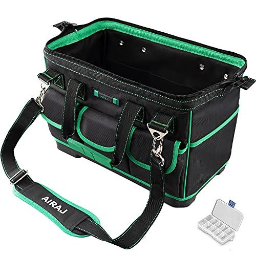 AIRAJ 18 Zoll Werkzeugtasche,Wasserdichte Werkzeugtaschen,Adjustable shoulder strap,thickened...