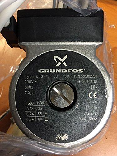 GRUNDFOS UPS 15-50 130 – Zirkulator 59505551