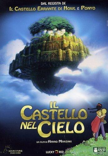 Il Castello nel Cielo [Import]