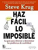 Haz fácil lo imposible (Títulos Especiales) (Spanish Edition)