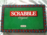 SCRABBLE. ORIGINAL 1988 BOARD GAME BY SPEARS GAMES by SPEAR'S GAMES