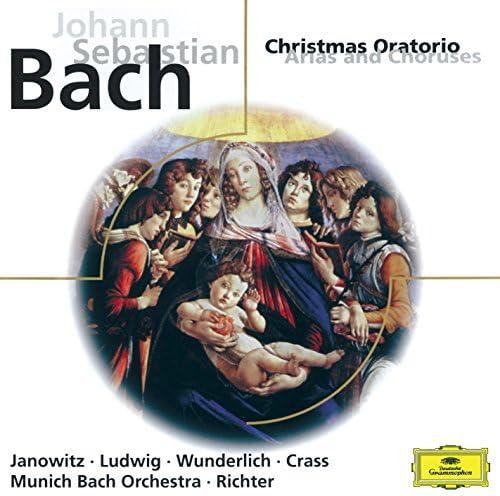 Gundula Janowitz, Christa Ludwig, Fritz Wunderlich, Franz Crass, Münchener Bach-Chor, Münchener Bach-Orchester & Karl Richter