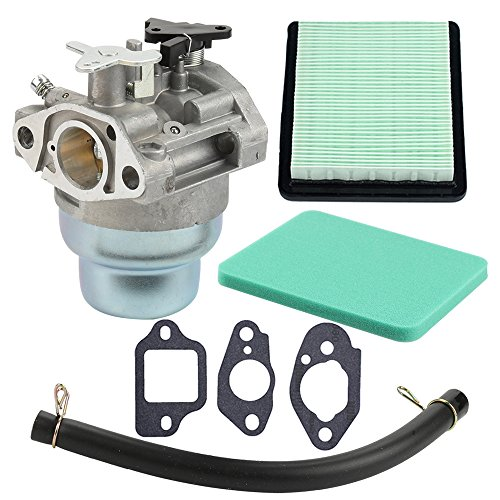 Harbot GCV160 Carburetor with Air Pre Filter Gasket for Honda GCV160A GCV160LA GCV160LAO GCV160LE Engine HRB216 HRR216 HRS216 HRT216 HRZ216 XR2600 HRR216VKA HRR2166VKA HRR216VXA 16100-Z0L-023