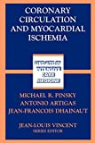 Coronary Circulation and Myocardial Ischemia (Update in Intensive Care Medicine)