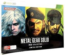 KONAMI OFFICIAL Metal Gear Solid HD Collection Limited Edition Xbox 36O versión PAL #1