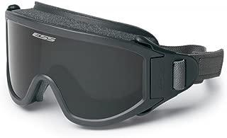 ESS Eyewear 740-0333 Gray US Navy/AF 100% UVA/UVB Protection Flight Deck Goggles