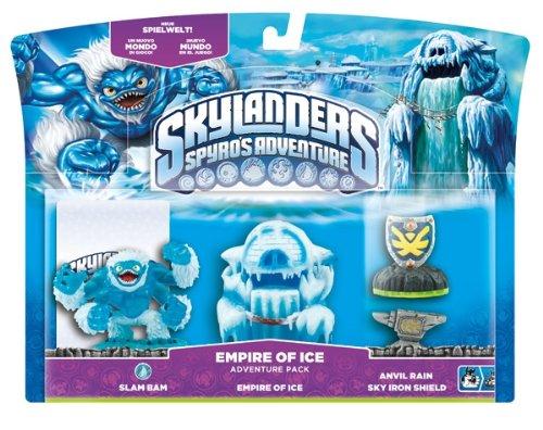 Skylanders: Spyro's Adventure - Empire Of Ice Adventure Pack