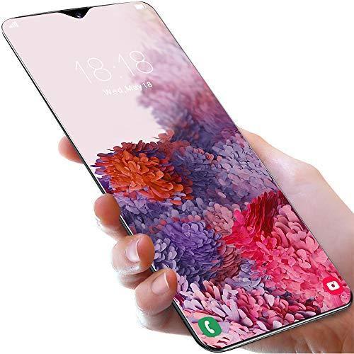 Lenove S21U (2020) Smartphone, ohne Vertrag 6.6 HD + Taupunktanzeige 5000mAh Akku, Quad-Kamera 12GB RAM + 512GB ROM Dual-SIM-Karte Android 10 Handy (wolkenblau) Gesicht entsperren