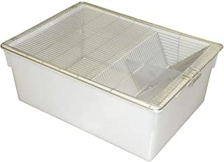 iPetz Rodent Breeding Cage, White, Large