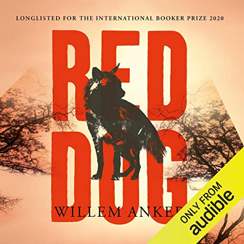 Red Dog Audiobook By Willem Anker cover art