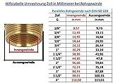 Zoom IMG-2 3 18 cm tubi annusandosi