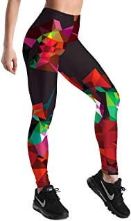 3D Print Legging Punk Women Colored Cartoon Horse God Printed Trousers Pants
