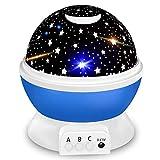 ATOPDREAM Spielzeug Junge 4 5 6 7 Jahre, Sternenhimmel Projektor Geschenke für Jungen ab 1-10 Nachtlicht Baby Spielzeug 1-10 Jahren Junge Baby Geschenke Jungen 1-10 Jahre