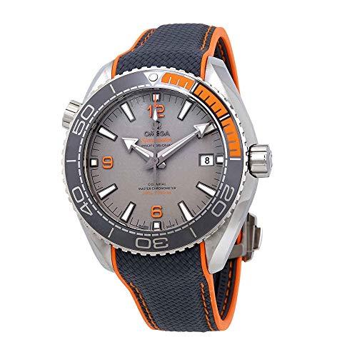 Omega Seamaster Reloj automático para hombre con esfera gris 215.92.44.21.99.001