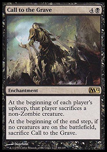 Magic: the Gathering - Call to The Grave - Magic 2012