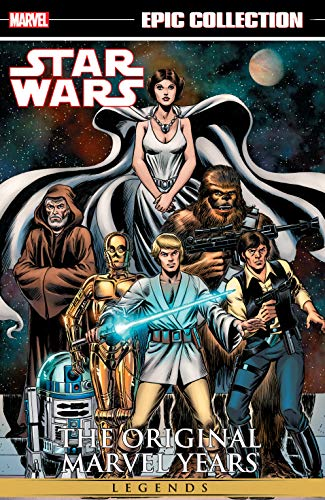 Star Wars Legends Epic Collection: The Original Marvel Years Vol. 1 (English Edition)