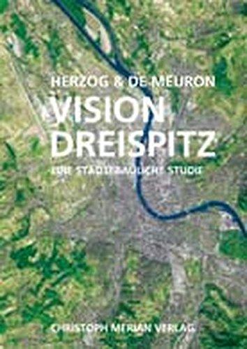 Herzog & de Meuron: Vision Dreispitz: Eine städtebauliche Studie