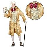 WIDMANN-Nobiluomo Veneziano Costume Uomo, Multicolore, (XL), 8939A