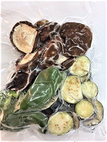 冷凍野菜ミックス 国産 (徳島産)冷凍野菜 バーベキュー、鉄板焼き用野菜セット 240g 冷凍野菜 【消費税込み】