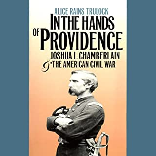 In the Hands of Providence audiobook cover art