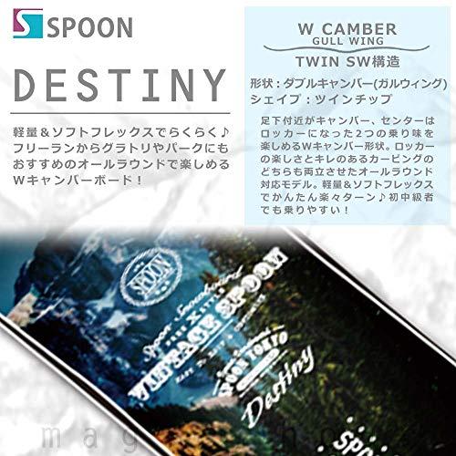 SPOON(スプーン)『DESTINY』