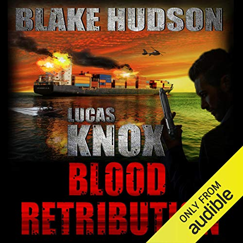 Lucas Knox: Blood Retribution cover art