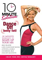 10 Minute Solution: Dance Off Belly Fat [DVD] [Import]