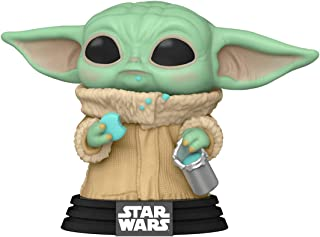 Funko Pop! Star Wars: The Mandalorian - The Child, Grogu with Cookie