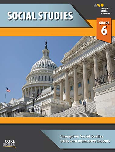 Compare Textbook Prices for Steck-Vaughn Core Skills Social Studies: Workbook Grade 6 1 Edition ISBN 9780544267640 by STECK-VAUGHN
