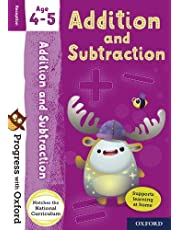 Clare, G: Progress with Oxford: Addition and Subtraction Age