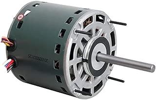 3/4 hp 1075 RPM 3-Speed 48 Frame 115V Direct Drive Furnace Motor # EM3589