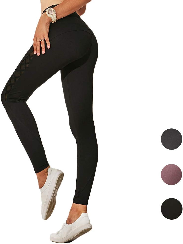 Women's Yoga Trousers Foot Tights Slim Fit Thin Stretch Leggings Sports Fitness Running Aerobics