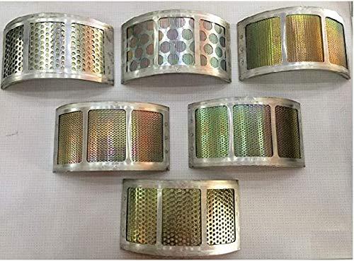 VINAYAK AATAMAKER SEIVE,GHARGHANTI Jali Aluminium Suitable for All Flour Mill (1 Number, Match & Buy)(1PCS.)