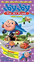 Jay Jay The Jet Plane - 3-Pack Nature's Treasures/Fun to Learn/New Friends, New Discoveries  VHS